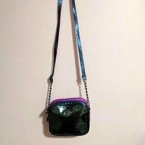 Jessica Simpson Metallic bi Color Bag